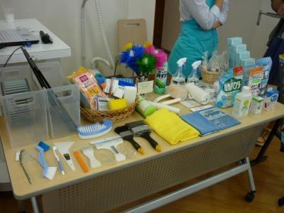 お家のお掃除教室☆好評でしたよ!写真2