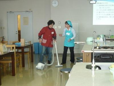 お家のお掃除教室写真3