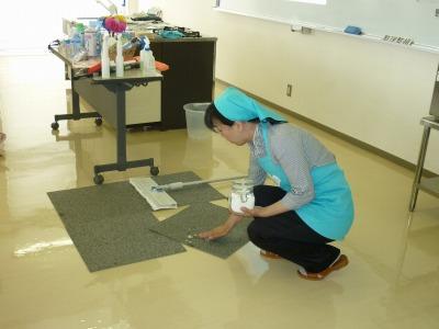 清掃講習会写真3