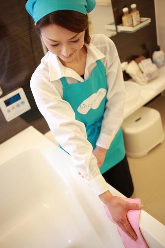 バスルーム(お風呂)クリーニング写真1
