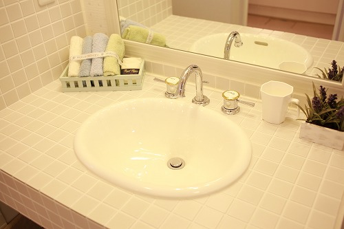 洗面台写真2