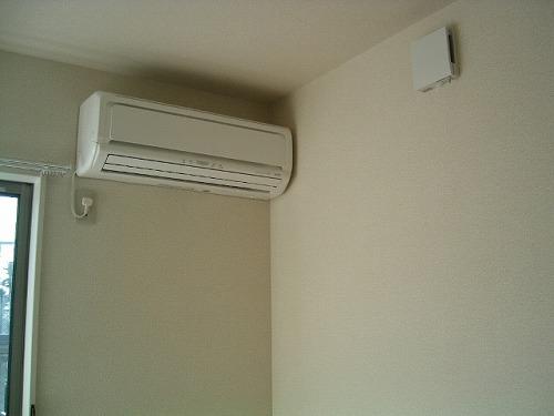 エアコンクリーニング(家庭用分解洗浄)写真1