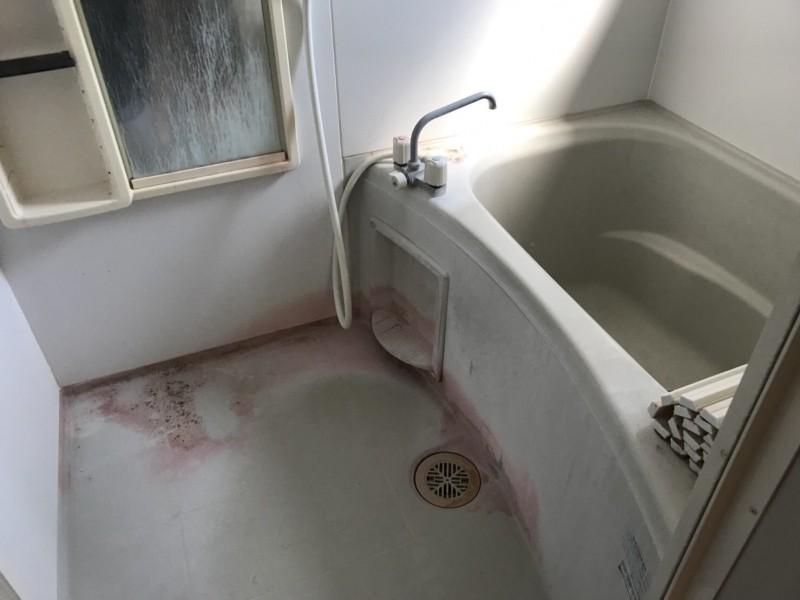 お風呂のハウスクリーニング☆ビフォーアフター写真1