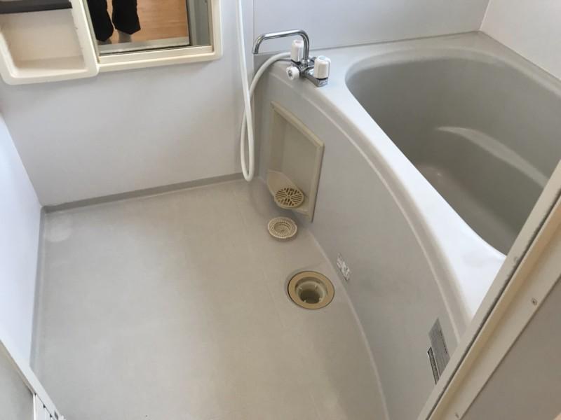 お風呂のハウスクリーニング☆ビフォーアフター写真2